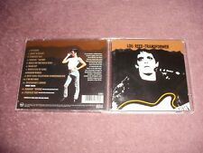 Lou Reed Transformer Original Masters 2002 CD