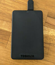 Toshiba 750GB USB External Hard Drive HDTB107BK3AA