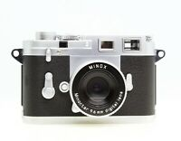 Minox Digital Classic Camera Leica M3, 4.0 Megapixel Fixed Lens,