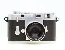 Minox Digital Classic Camera Leica M3, 4.0 Megapixel Fixed Lens,