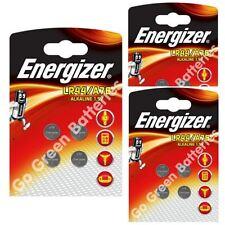 12x Energizer LR44 1.5V Alkaline Battery A76 AG13 PX76A