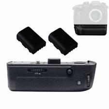 DMW-BGGH5 Replacement Vertical Battery Grip for Panasonic Lumix GH5 +2x Battery
