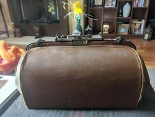Antique Vintage Doctors Bag