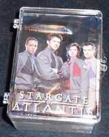 STARGATE ATLANTIS  SEASON 1 - COMPLETE  63 CARD BASE SET