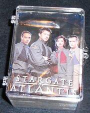 STARGATE ATLANTIS  SEASON 1 - COMPLETE  63 CARD BASE SET