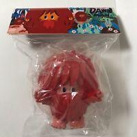 gumliens DAWNMAN Red Hair Ver sofubi sofvi soft vinyl figure toy Japan kaiju