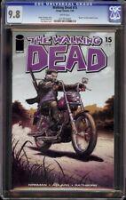 Walking Dead # 15 CGC 9.8 White (Image, 2005)