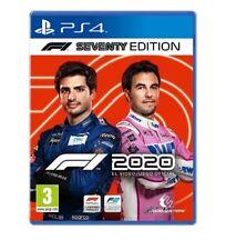 Fórmula 1 (Sony PlayStation 4, 2020)