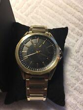 72d9ec5de4ce Nuevo En Caja Armani Exchange Esfera Negra para Hombre Reloj AX2619
