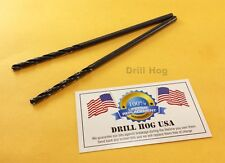 """1/8"""" Aircraft Extension Drill Bit 1/8""""x6 Taper Length Lifetime Warranty US MADE"""