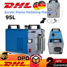 95L 400W HHO Gas Wasser Wasserstoff Flamme Generator Acryl Schweißgerät + Torch