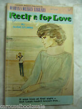 Recipe for Love Susie Stubbs Vintage Women's Weekly Library pb B31