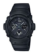 Casio G-Shock * AW591BB-1A Anadigi Basic Black Resin Gshock Watch COD PayPal