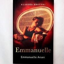 Polish Book Emmanuelle Klasyka Erotyki Polska Książka. Emmanuelle Arsan, Erotyk