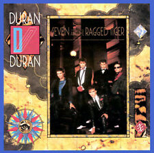DURAN DURAN - SEVEN AND THE RAGGED TIGER NEW CD