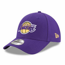 NBA Los Angeles Lakers New Era The League 9FORTY Adjustable Cap Hat Headwear