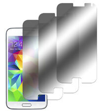 3 x Spiegelfolie Samsung Galaxy S5 Mini Displayschutzfolie Mirror Folie Screen