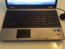 HP ProBook 6550b 15.6in INTEL i7 Quad Q740@1.73GHZ 4Gb HDD