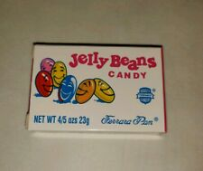 Vintage Jelly Beans Box Ferrara Pan Candy 1980s Rare Container Say No To Drugs
