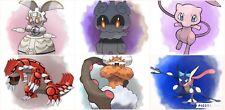 Ultra Pokemon Sun and Moon Marshadow Team