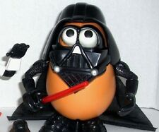 Darth Vader Tater Playskool Mr Potato Head complete in box  Disney STAR WARS