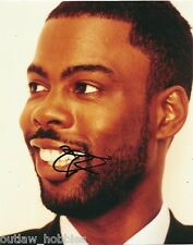 Chris Rock Signed Autographed 8x10 Photo COA