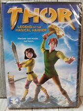Thor: Legend of the Magical Hammer (DVD, 2013) - BIN34