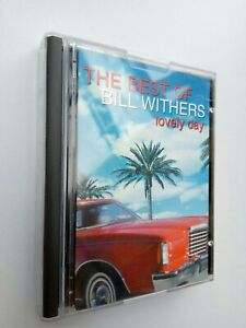 THE BEST OF BILL WITHERS - LOVELY DAY - Collectible Minidisc MD Album. In LNC