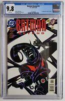 🔥🔥 BATMAN BEYOND #6 CGC 9.8 1ST APP INQUE WB SHOW TV DC COMICS ✅ VERIFIED