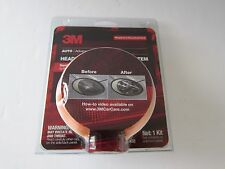 3M 39008 headlight lens restoration system New