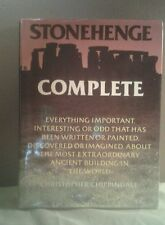 Stonehenge Complete by Chippindale first edition 1983 Hardcover