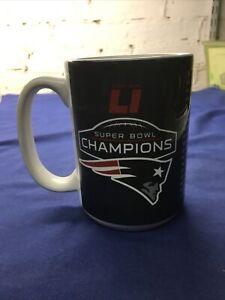 Super Bowl LI New England Patriots Champion Mug Coffee Tea