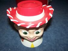 DISNEY PIXAR TOY STORY JESSIE HEAD FLIP CUP DISNEY ON ICE