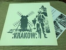 "KRAKOW - SAME 12"" LP GERMANY 2012 F.K.K. MUSIK - SYNTH POP MINIMAL"