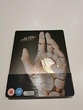 Alita : Battle Angel [4K Ultra HD + Blu-ray 3D + ...   DVD   condition very good