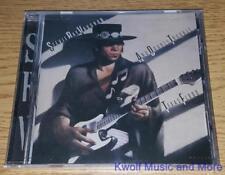 "STEVIE RAY VAUGHAN and Double Trouble  ""Texas Flood""   W/Bonus Tracks  NEW  (CD)"