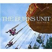 Burns Unit Side Show new sealed CD 2010 Emma Pollock King Creosote The Delgados