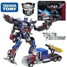 TAKARA TRANSFORMERS MASTERPIECE MOVIE SERIES MPM-4 OPTIMUS PRIME ROBOT TRUCK TOY