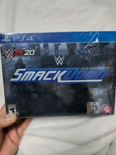Playstation 4 (PS4) WWE Smackdown 2K20 20th Anniversary Edition - NEW/ SEALED -