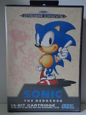 Mega Drive-Sonic the Hedgehog 1 (con embalaje original) 10633984
