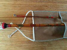 Jarvis Walker 7'  2-Piece Split Cane Spinning Rod (2.1m)
