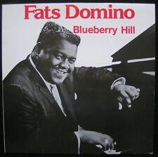 "FATS DOMINO "" BLUEBERRY  HILL "" LP/33T DANEMARK n°AR31028 / ART /1985 JAZZ BLUES"