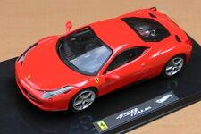 Mattel Hot Wheels Ferrari 458 Italia 2010 No. X5502 1:43 MIB