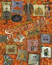 HALLOWEEN ORNAMENT SPOOKTACULAR  CROSS STITCH PATTERN ONLY  (A)