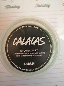 Lush Kitchen Box Calacas Shower Jelly New