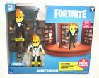Fortnite Figure pack Agents Room with Agent Peely BRAND NEW