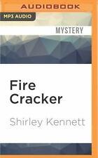PJ Gray: Fire Cracker 2 by Shirley Kennett (2016, MP3 CD, Unabridged)