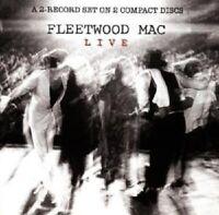 "FLEETWOOD MAC ""LIVE"" 2 CD NEW"