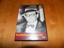 GODFATHERS OF HAVANA Cuba Cuban Casino Mob Mobster Mafia History Channel DVD NEW