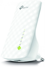 TP-Link AC750 RE200 - Repetidor extensor de red WiFi (banda dual 750 Mbps, WPS,